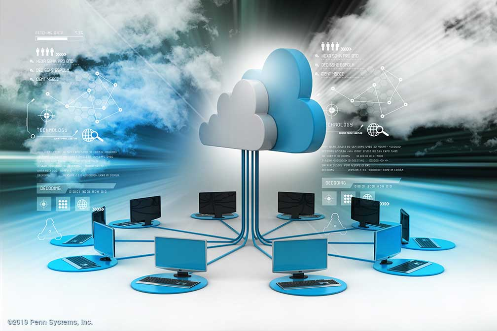 cloud-powered